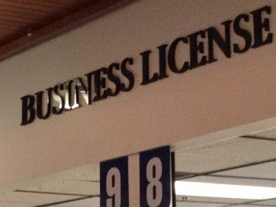 Amerika'da işletme Lisansı