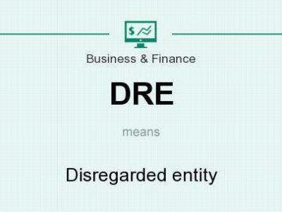 Disregarded Entity LLC