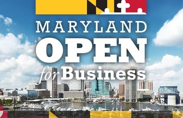 Delaware şirketi Marylandte işletmek